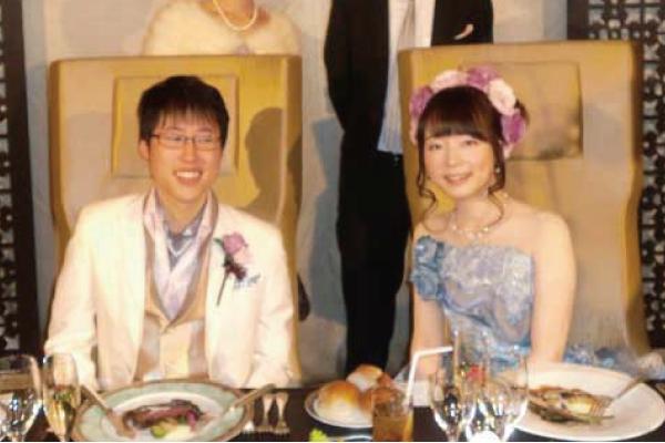 室田伊緒さんの挙式写真