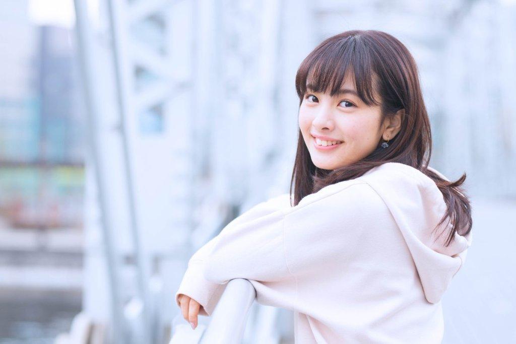河出奈都美アナが可愛い美人