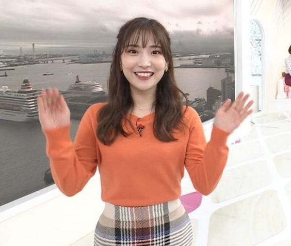 野村彩也子アナの胸サイズ