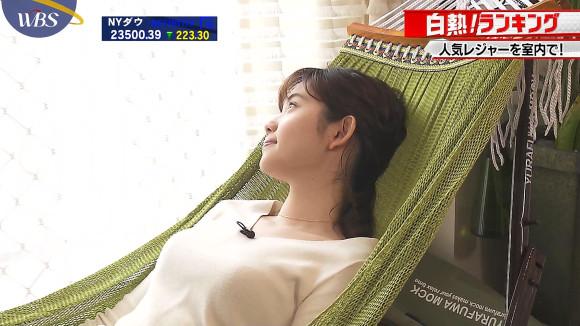 田中瞳の胸