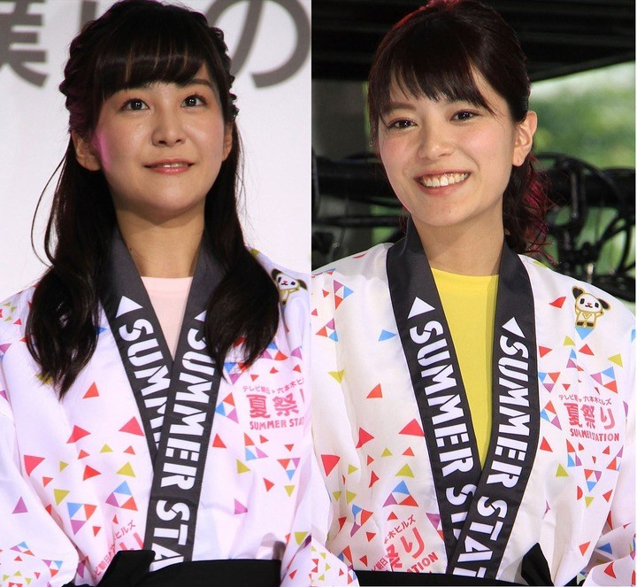 三谷紬アナと同期2017年入社